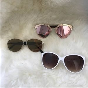Bundle of Sunglasses (Zero UV)